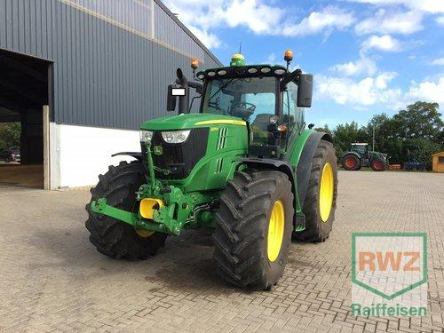 John Deere 6215R Year of Build 2016 4WD