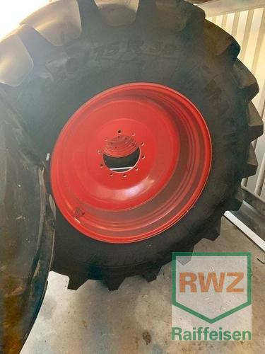 Fendt - Michelin 650/75 R 38