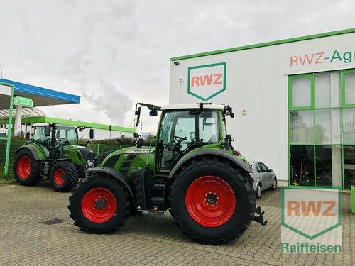 Fendt 514 S4 POWER