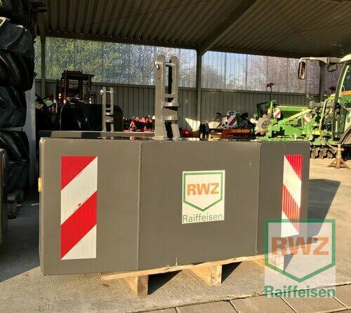 Buschmeier Stahl Frontgewicht 1800 Kg Godina proizvodnje 2020 Rommerskirchen