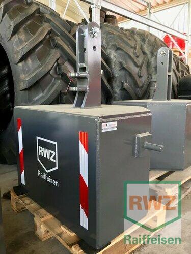 Buschmeier Stahl Frontgewicht 1500 Kg Godina proizvodnje 2020 Rommerskirchen