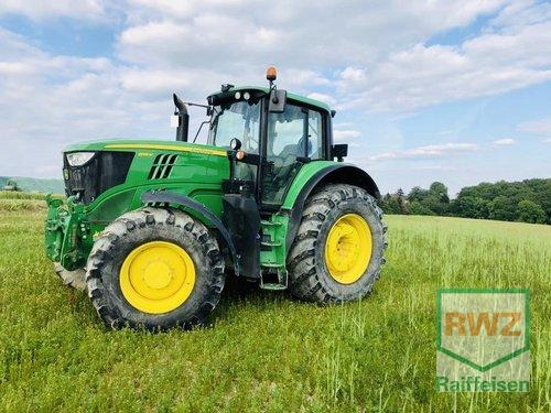 Traktor John Deere - 6195 M