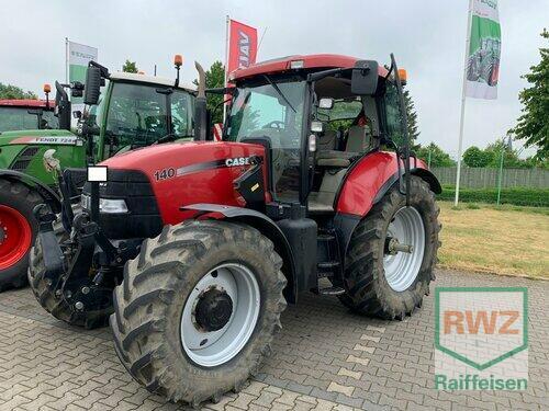 Tracteur Case IH - Maxxum 140