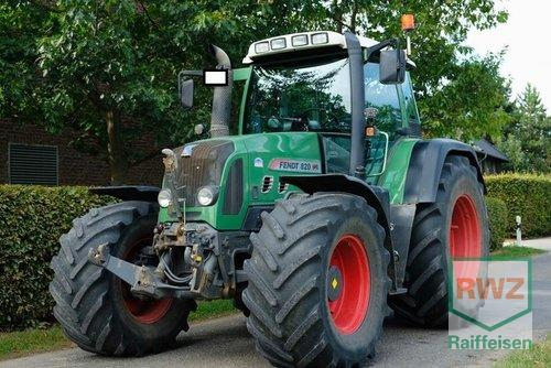 Fendt 820 Vario TMS Year of Build 2011 4WD