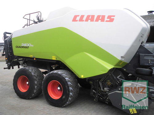 Claas Quadrant 3400 RC Lorsch