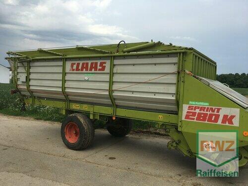 Claas Sprint 280 K Baujahr 1985 Lorsch