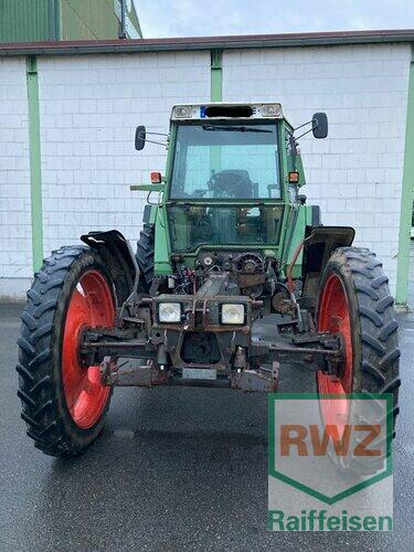 Fendt 380 Gha Hochrad Year of Build 1987 4WD