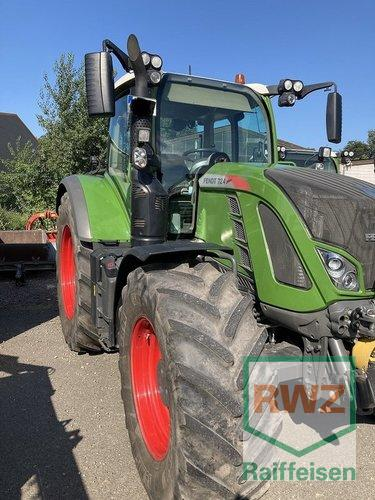 Tractor FENDT - 724 Profi Plus
