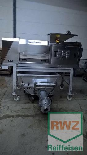 Zickler Abbeermaschine A 20HQ mit