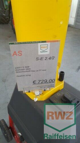 AS Motor S-E 2.4/2 Samix Rapido Grünstadt