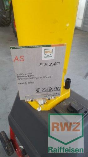AS Motor S-E 2.4/2 Samix Rapido