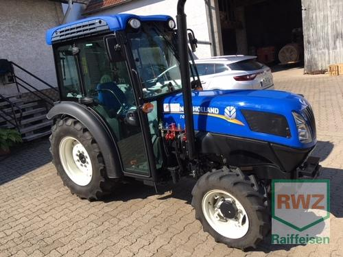 New Holland T4.75v Årsmodell 2015 4-hjulsdrift