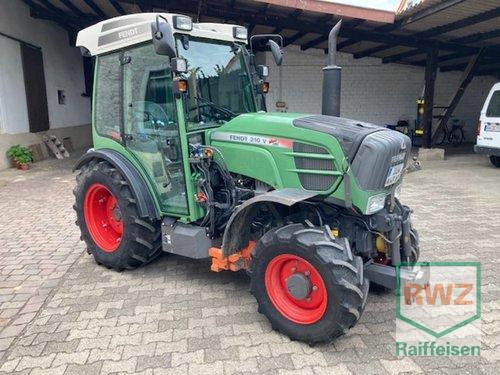 Fendt 210v Vario Year of Build 2009 4WD