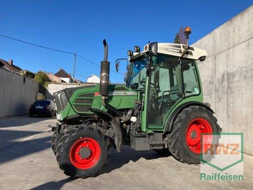 Fendt 208v Vario Year of Build 2012 4WD
