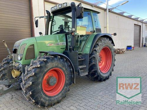 Fendt 412 Vario Year of Build 2002 4WD