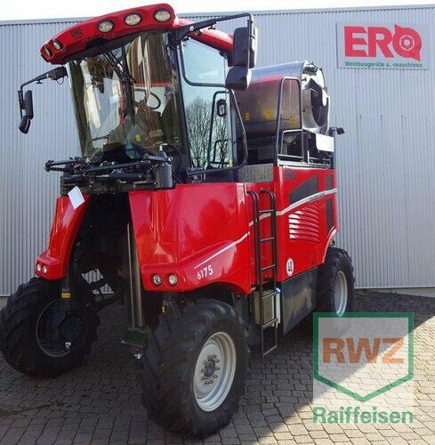 ERO Serie 6000, Modell 6175 Godina proizvodnje 2012 Herxheim