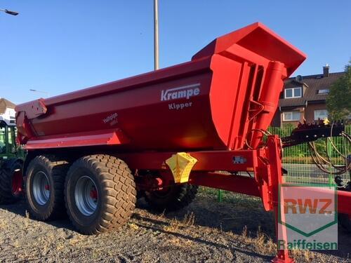 Krampe HP 20 Carrier Baujahr 2017 Bornheim-Roisdorf