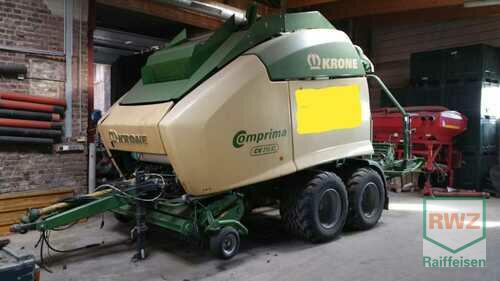 Krone Comprima CV 210