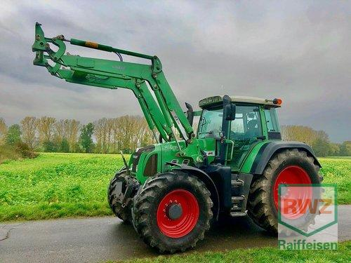 Fendt 820 Vario TMS Front Loader Year of Build 2009
