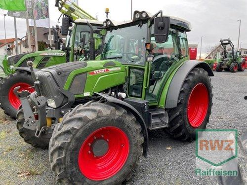 Fendt 211 S Vario Year of Build 2018 4WD