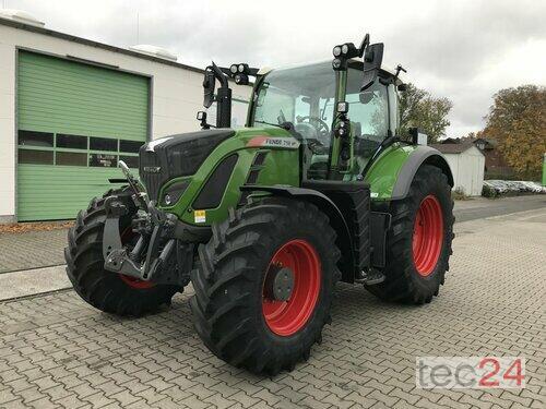Fendt 718 S4 Power Plus Egnos/Isobus
