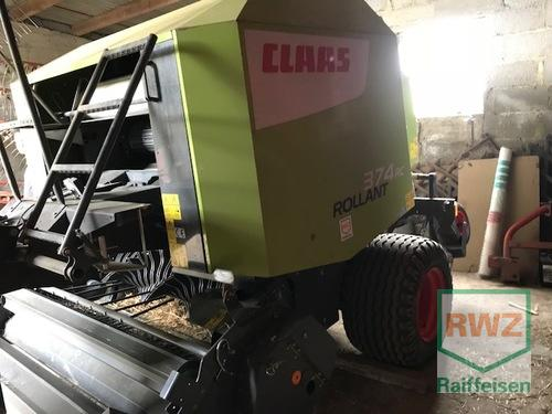 Claas Rollant 374