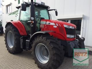 Massey Ferguson MF 6615 Dyna-VT Exclusive Year of Build 2015 4WD