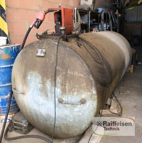 Rietberg Tankstelle 3.500 Liter Hofgeismar