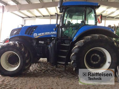 New Holland T 8.390 Baujahr 2013 Ebeleben