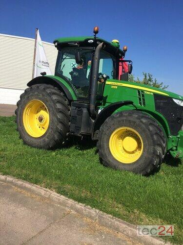 John Deere 7280R Año de fabricación 2012 Ebeleben