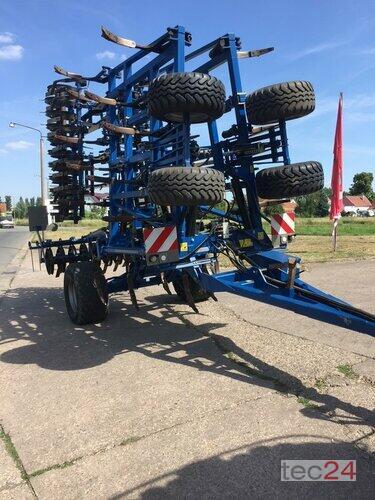 Köckerling Vector 800 Mit Erweiterung Årsmodell 2012 Ebeleben