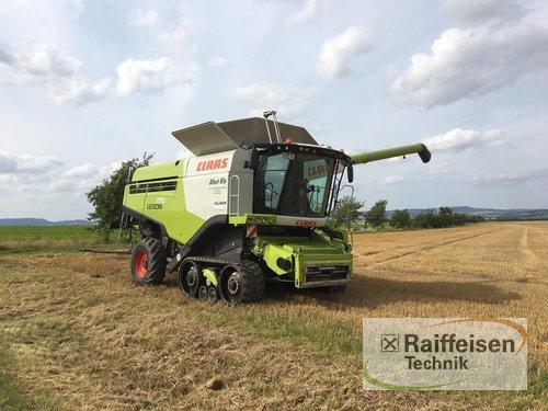 Claas Lexion 770 Year of Build 2015 Ebeleben
