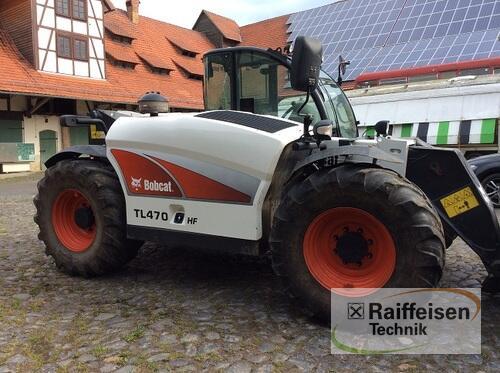 Bobcat Tl 470 Hf anno di costruzione 2014 Homberg/Efze
