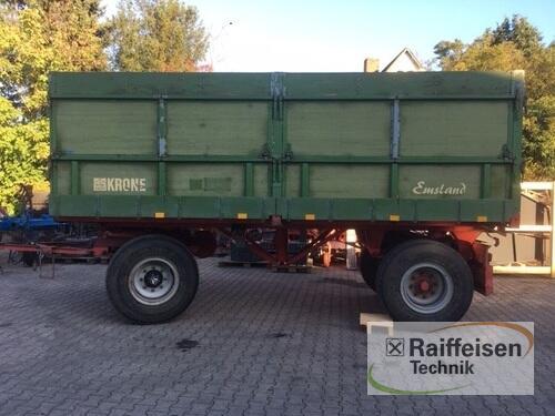 Krone Dk 225 D 16 Homberg/Efze
