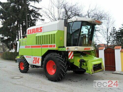 Claas 204 MEGA II