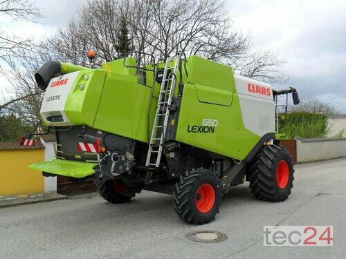 Claas - LEXION 650