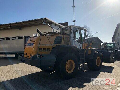 Construction Machine Liebherr - Radlader Liebher 556 2plus2