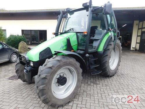 Deutz-Fahr Agrotron 105 Allrad Traktor Año de fabricación 1997 Accionamiento 4 ruedas