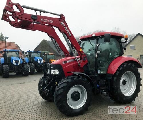 Case IH Maxxum 130 Mc Allrad Traktor Chargeur frontal Année de construction 2012