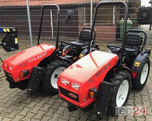 GOLDONI Case Sn 20 Kleintraktor Année de construction 2017 Bramsche-Achmer