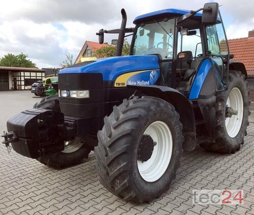 Traktor New Holland - TM 190 Allrad Traktor