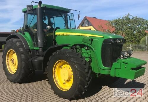 John Deere 8320 Allrad Traktor