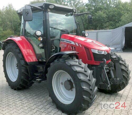 Massey Ferguson 5610 Allrad Traktor Dyna 4 Année de construction 2014 A 4 roues motrices