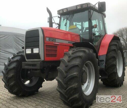 Massey Ferguson 8120 Allrad Traktor