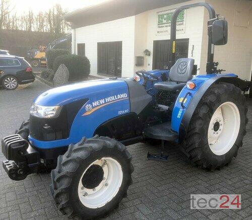 New Holland Td 3.50 Allrad Traktor *452 Bst*