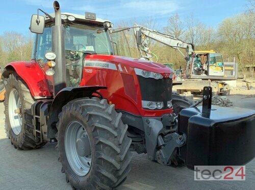 Massey Ferguson 7620 A Dyna 6 Traktor **Top** Godina proizvodnje 2015 Pogon na 4 kotača