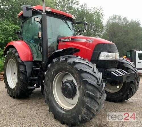 Case IH Maxxum 140 Mc Allrad Traktor Année de construction 2010 A 4 roues motrices