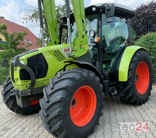 Claas Atos 340 Allrad Traktor Frontlaster Årsmodell 2018