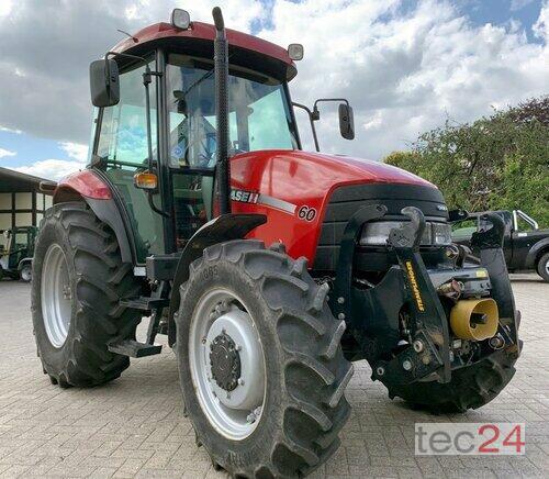 Case IH Jx 60 Allrad Traktor *Nur 395 Bst* Année de construction 2009 A 4 roues motrices