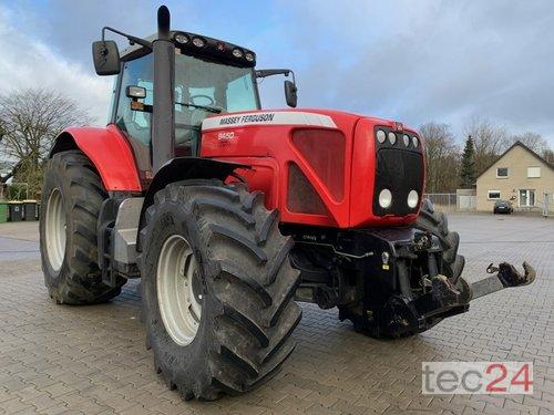 Massey Ferguson 8450 Dyna Vt Allrad Traktor Year of Build 2008 4WD